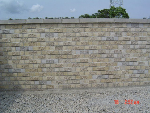 别墅砖砌围墙效果图,砖围墙效果图,中式砖围墙效果图 图,砖