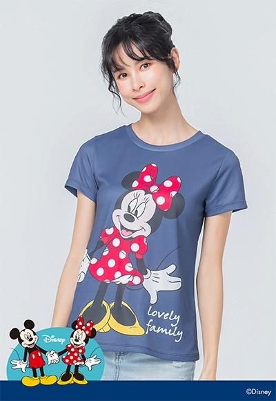 迪士尼涼感衣
