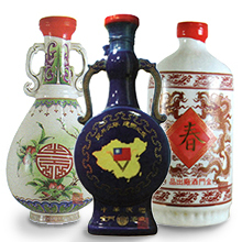 金門高粱 瓷瓶 老酒收購 價格