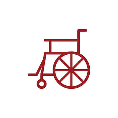 基本外出型輪椅