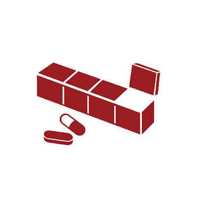 藥盒 藥缽 切藥器