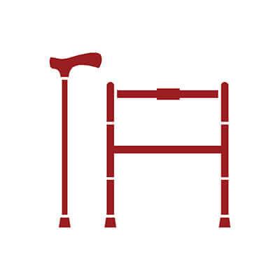 拐杖  助行器