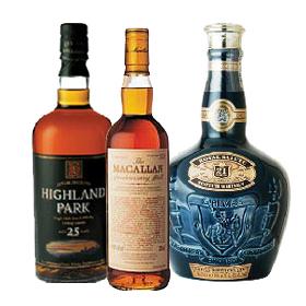 威士忌收購價格