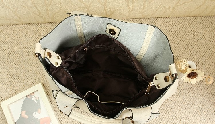 ritto托特子母手提肩背兩用真皮包(P1030225)