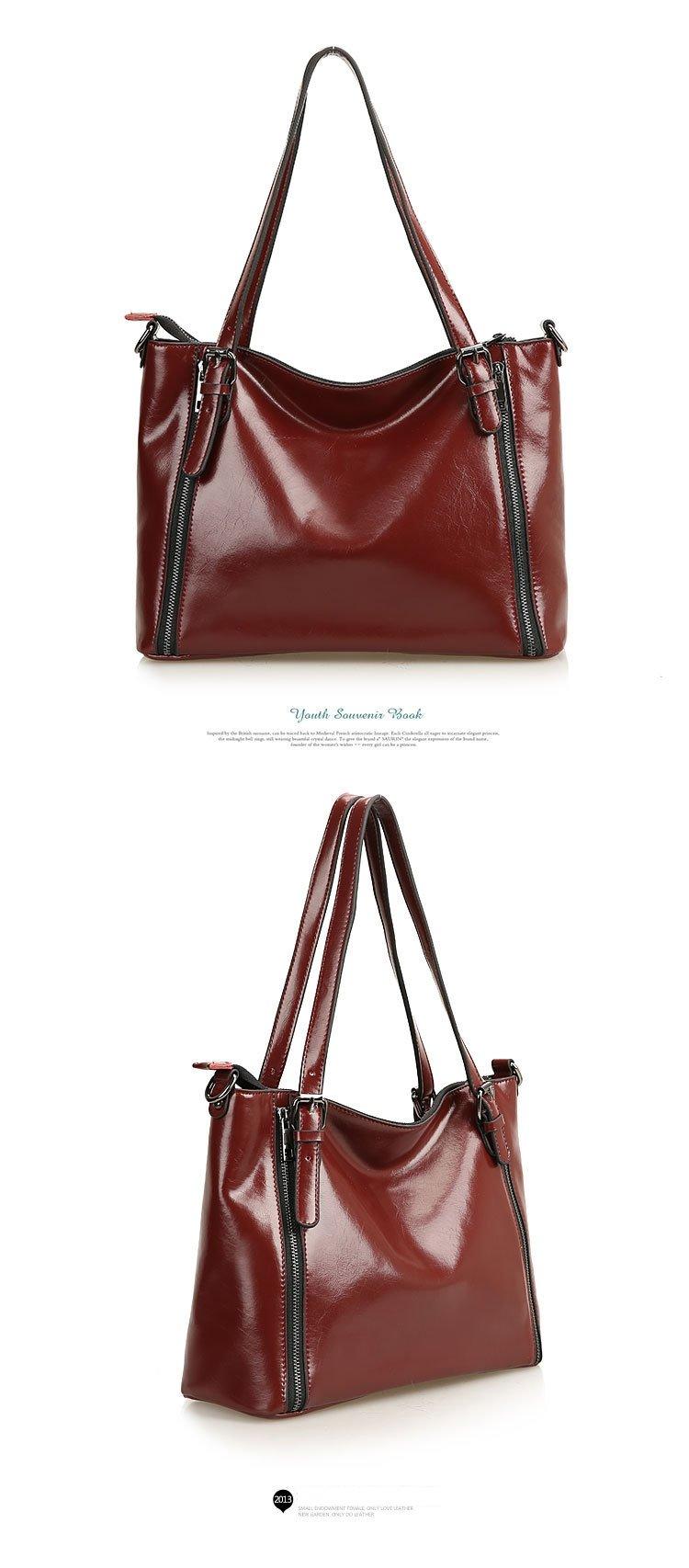 ritto韓版明星同款雙拉鏈蝙蝠大包(P1030227)
