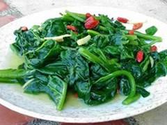 麻油枸杞皇宮菜