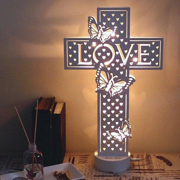十架之愛 LED夜燈