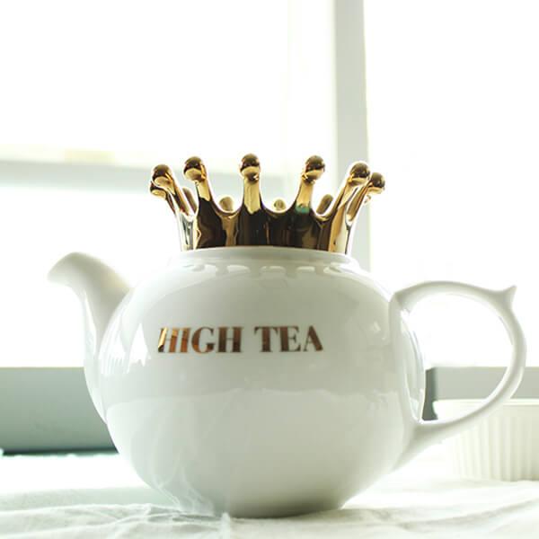 做自己的國王 茶壺