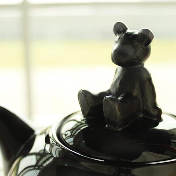 童話小熊 茶壺