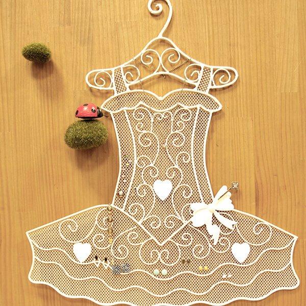 菓森林溫馨壁掛-記憶中的芭蕾女孩