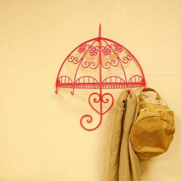 菓森林溫馨壁掛-愛心傘