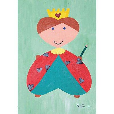 愛心國王 萬用卡片
