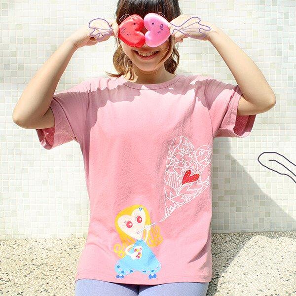 LOVE GARDEN MIMI-T恤