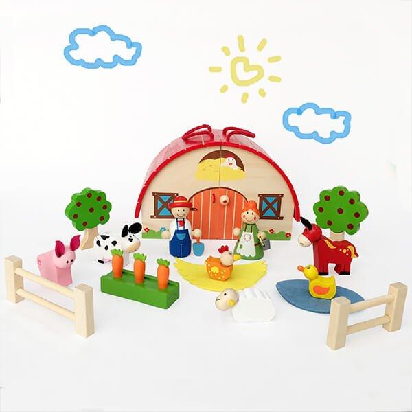 LOVE FAMILY愛的農莊故事屋❤ 兒童節、紀念日、聖誕節、生日禮