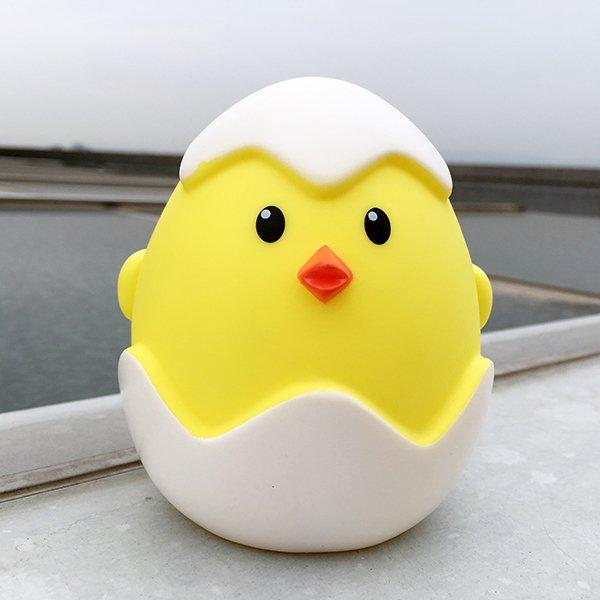 菓森林 誕生雞- 雞 撲滿 擺飾(招財粉黃)復活節禮物