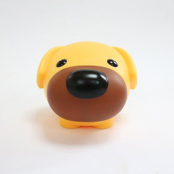 my Dog我的狗狗-撲滿 存錢筒 禮品擺飾(布丁鵝黃)