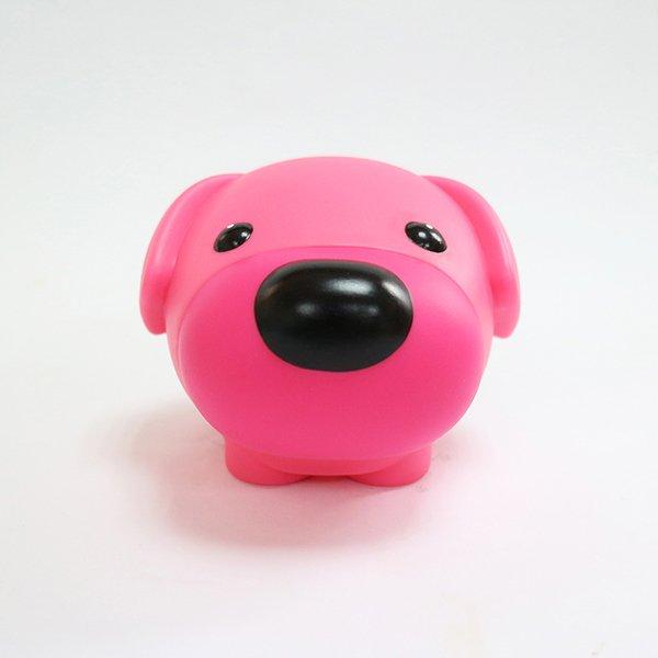 my Dog我的狗狗-撲滿 存錢筒 禮品擺飾(亮亮桃紅)