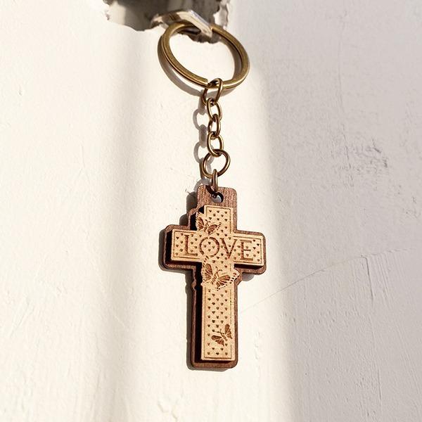 十架之愛 鑰匙圈