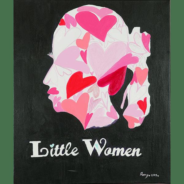 Amy原畫-Little Women
