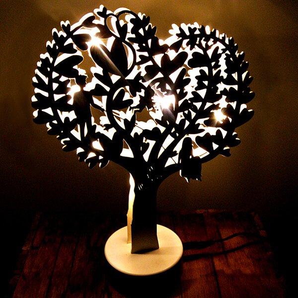 希望愛情樹 LED夜燈