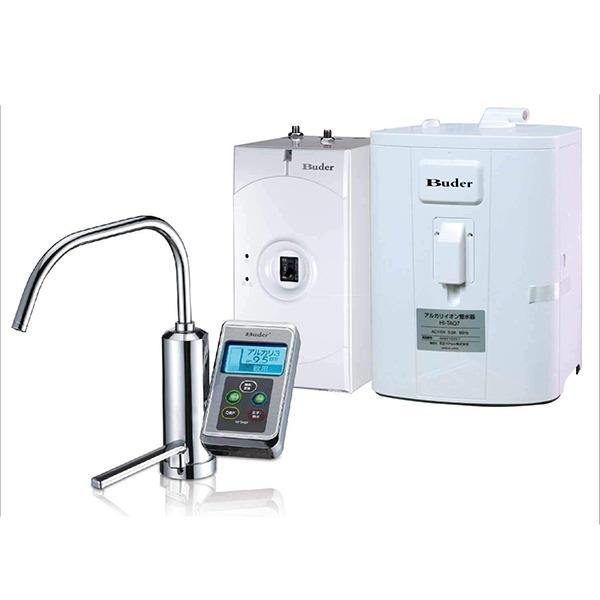 普德HI-TAQ7電解水與熱水雙重功能(日立マワセル株式會社)