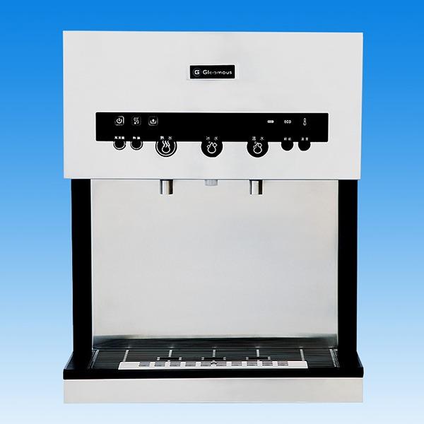 豪昱K-3觸控式三溫RO飲水機