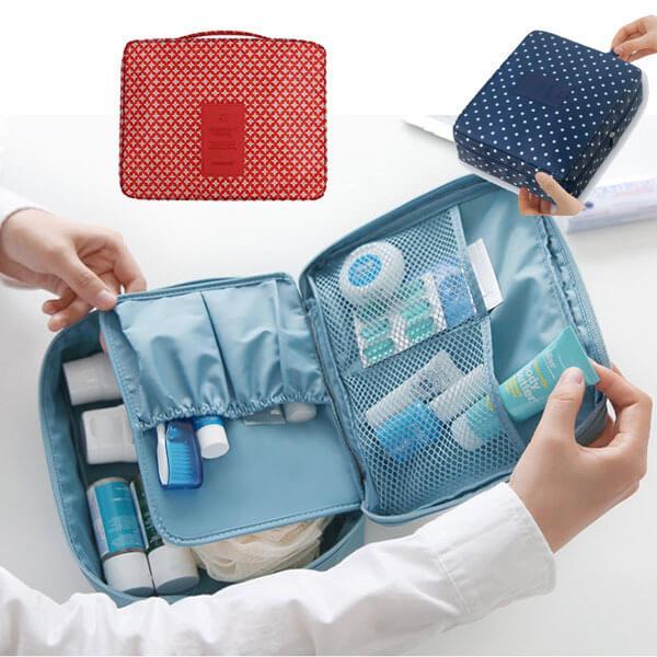 §獨具衣格§ H454 出國神器 化妝品分類收納包