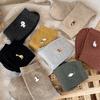 可愛動物刺繡長襪(一雙入) 獨具衣格 H595