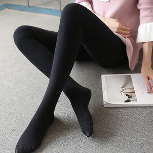 海狸絨連褲襪踩腳襪內搭褲 獨具衣格 J3438