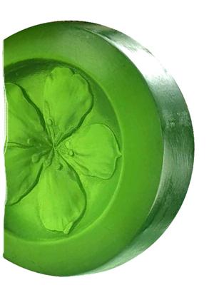 抹草美容皂─保濕型(大圓花皂)