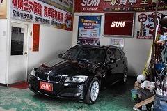 2010年 BMW 320d 旅行車 台中中古車/台中二手車 台中市汽車公會 (優質車商)