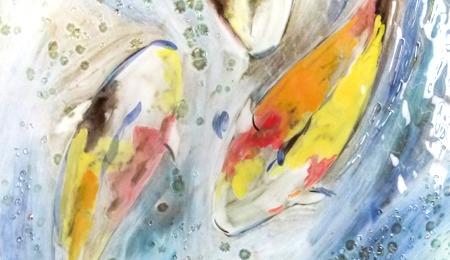 藝術玻璃如何與生活結合?