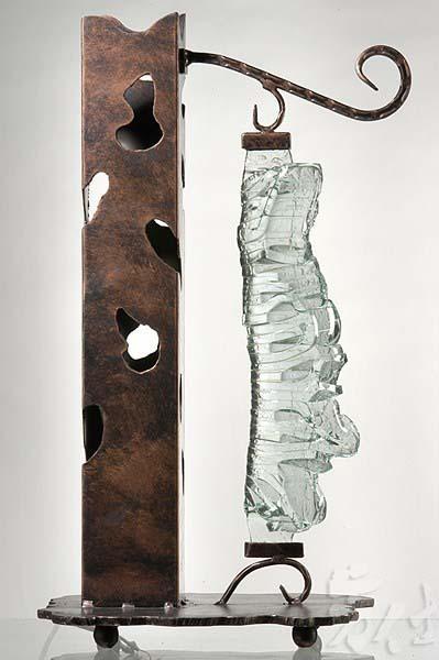 藝術玻璃創作-古韻系列