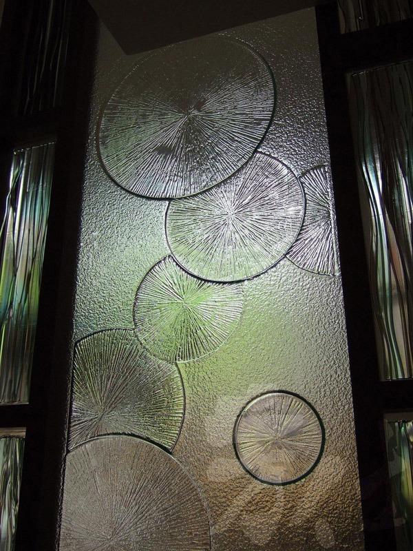 藝術玻璃-窯燒浮雕創作