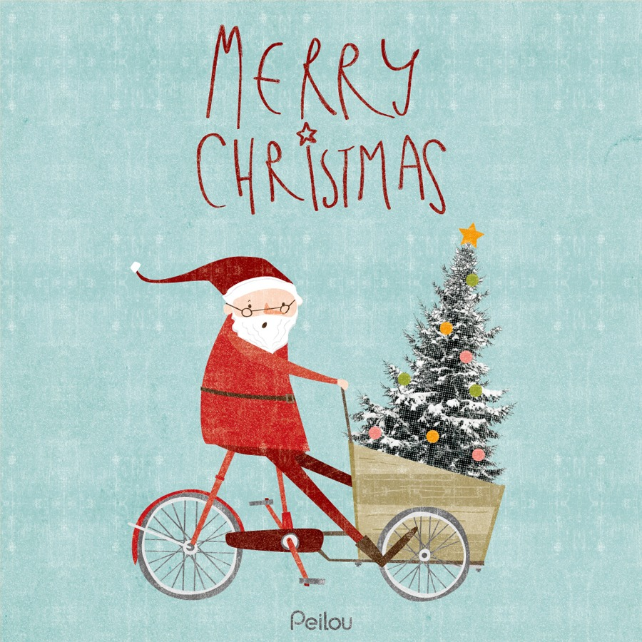 2019聖誕卡