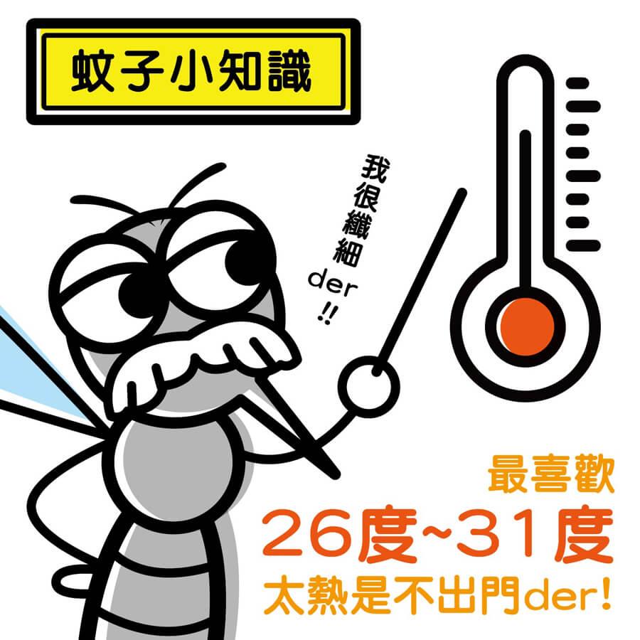 不要再當捕蚊燈-防蚊小知識!