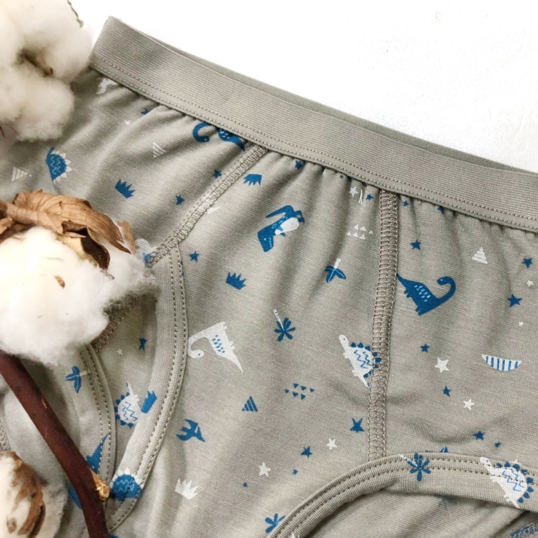 兒童內褲材質怎麼挑?