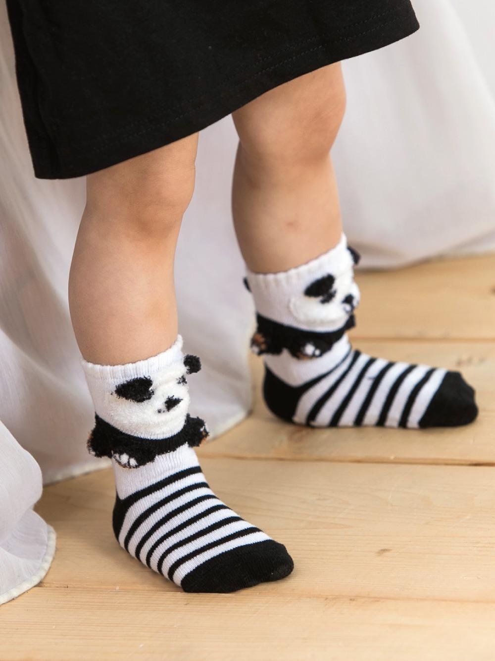 貝寶3D公仔襪- 小圓仔