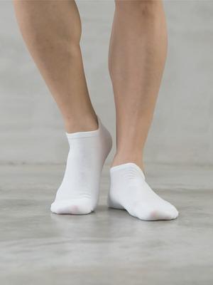(2雙)Supima抗菌萊卡除臭襪-船型(男學生)