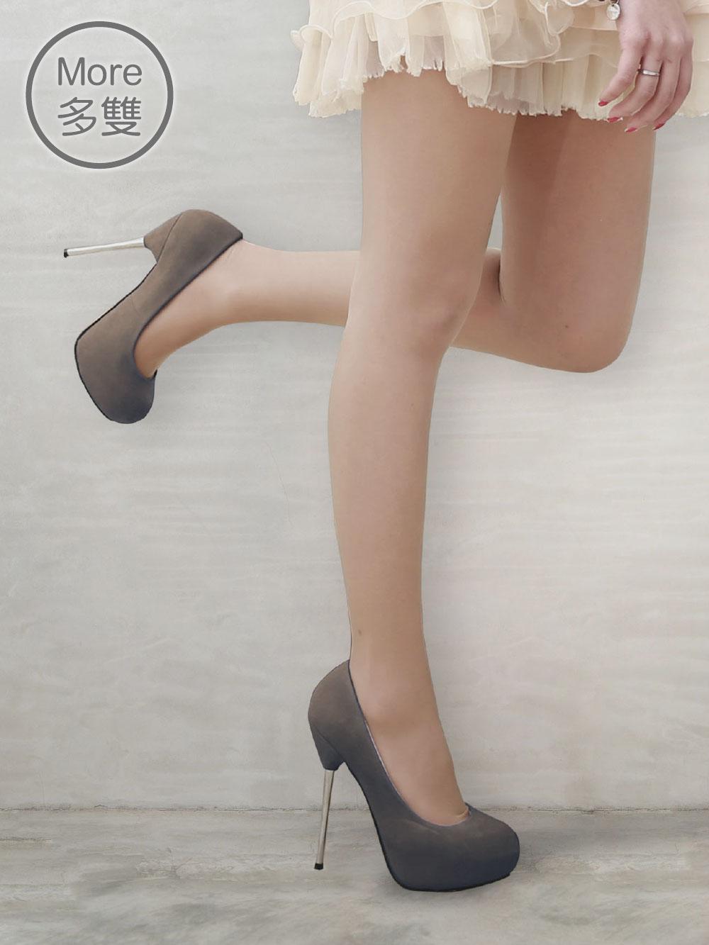 貝柔(12雙組)超透亮超彈力50D輕壓美塑透膚絲襪-膚