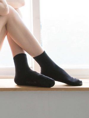貝柔(2雙)Supima抗菌萊卡除臭襪-短襪(女學生)