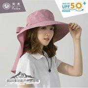 UV50+多功能護頸遮陽帽
