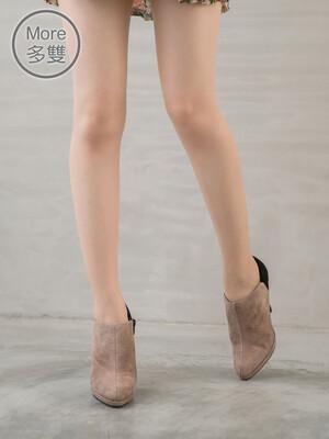 貝柔(12雙)全透明超彈性透膚絲襪(膚)