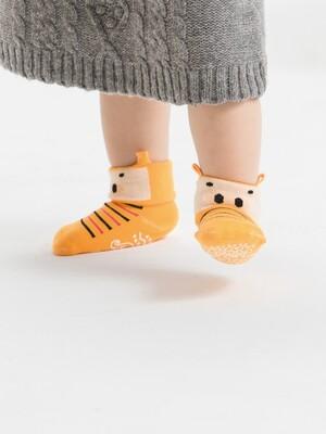 貝寶童話故事短襪(寬口)-三小豬