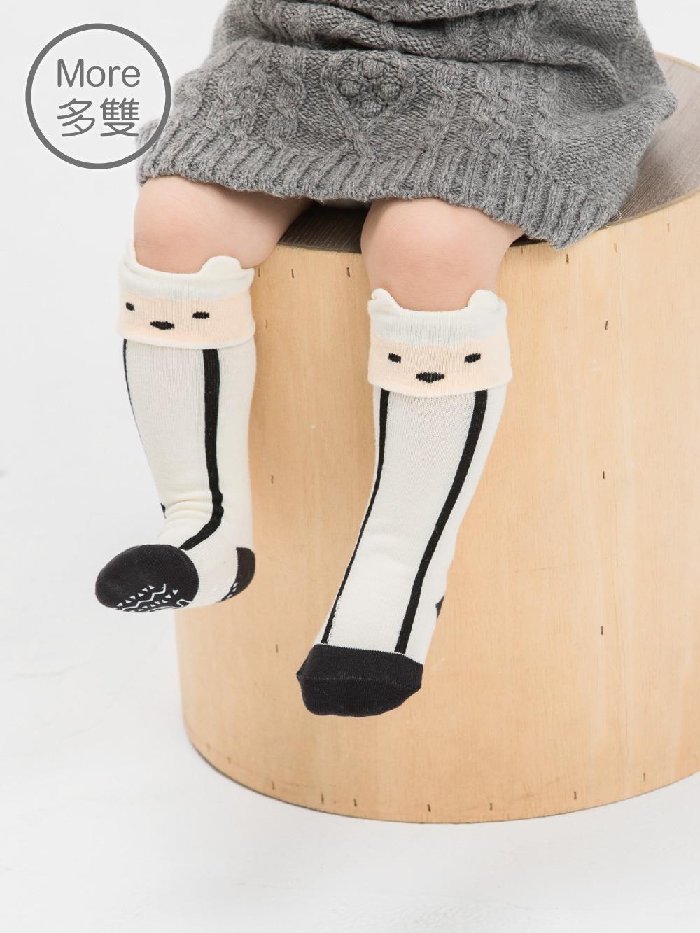 (3雙)貝寶童話故事長襪-七小羊