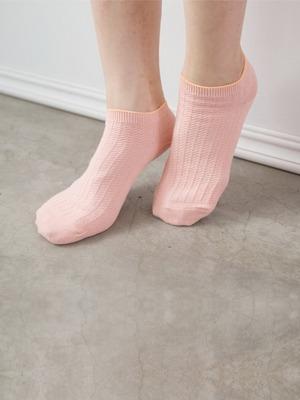 貝柔馬卡龍萊卡船型襪-直紋