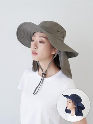 貝柔UPF50+多功能休閒遮陽帽