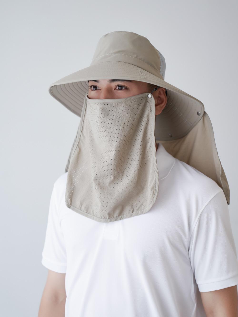男 戶外帽