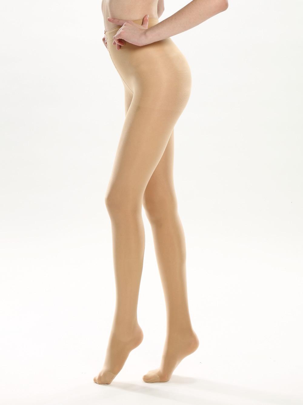 機能加壓涼感紗壓力褲襪(200丹)