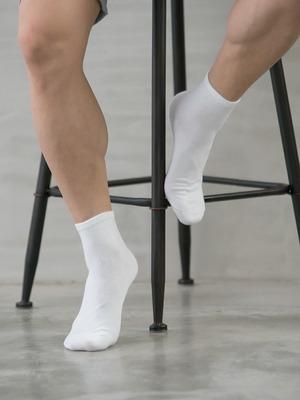 (2雙)Supima抗菌萊卡除臭襪-短襪(男學生)